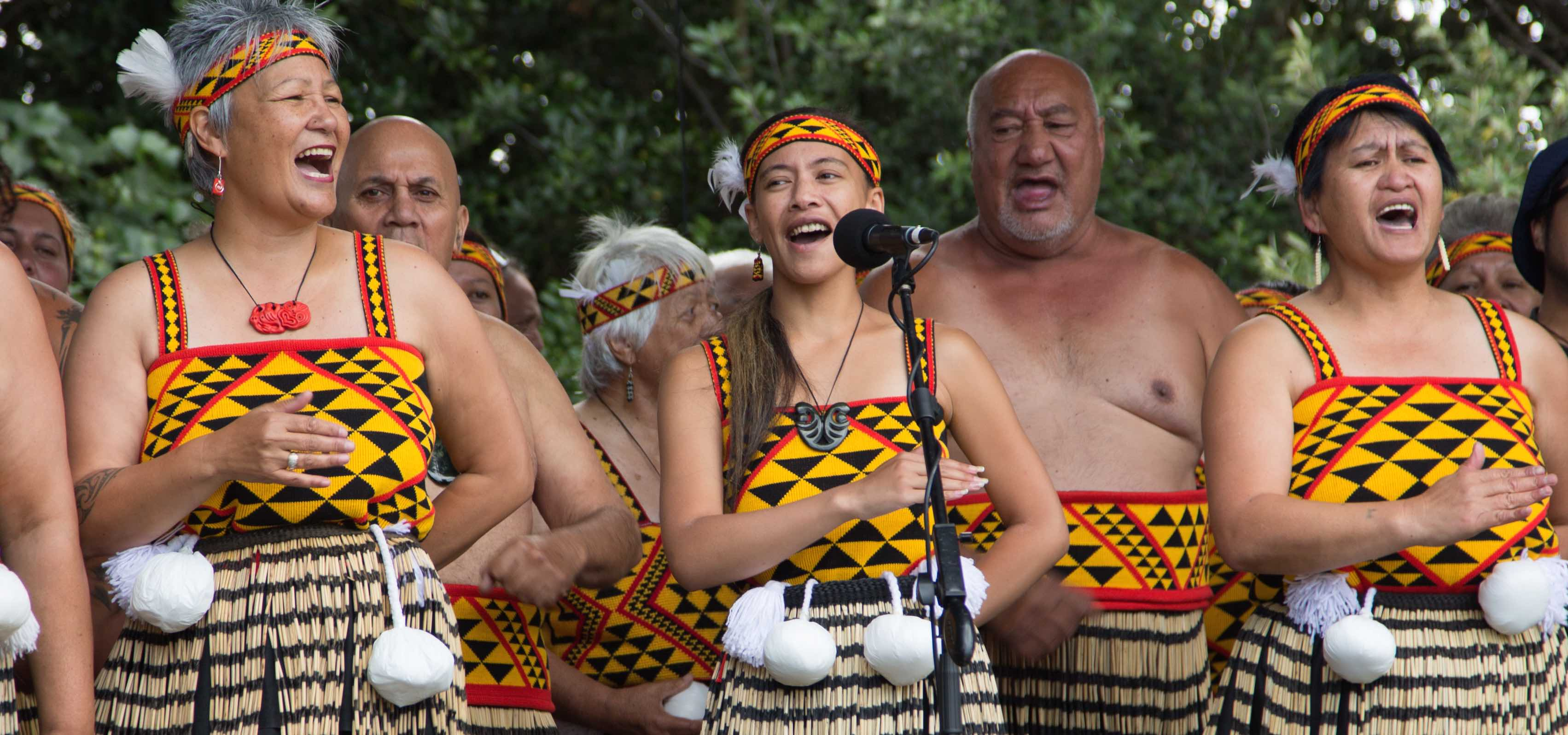 Patea Maori Club perform Poi E - article by Make Lemonade NZ