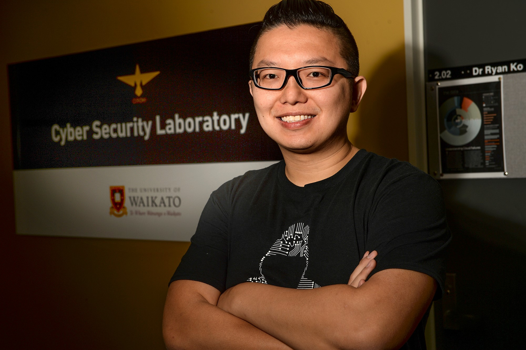 Article by Make Lemonade NZ - Ryan Ko, CROW cyber security
